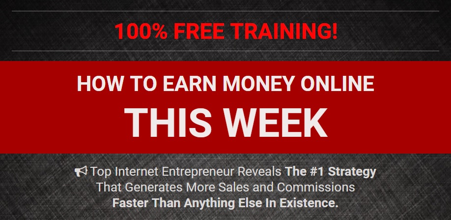 My Online Business Strategy